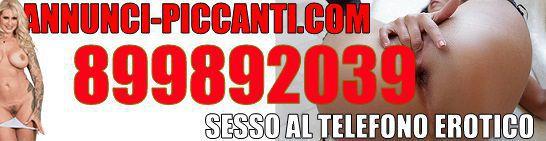 SESSO ANALE AL TELEFONO EROTICO